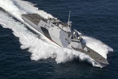 Rocketumblr | USS Freedom (LCS 1)