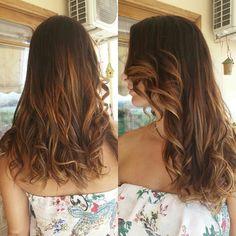 Balayage babylights summer 2016 sexy romantic hair
