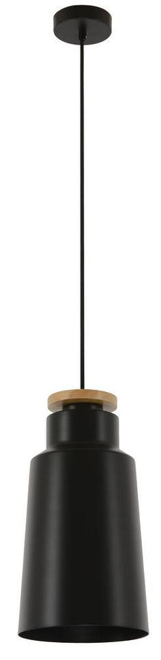 Hanne 200mm pendant black modern pendants pendant lights lighting direct limited