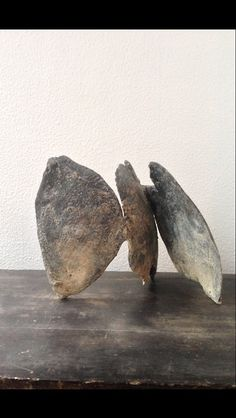 pragmata-gallery:  Great new item for my collection! Ceramic objet by Ikuko Ando.  安藤郁子さんの陶芸。