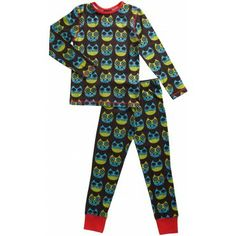 Maxomorra Owls Pyjamas, £22.95 Childrens Pyjamas, Owls, Pajama Pants, Pajamas, Mini, Dresses, Style, Fashion, Pjs