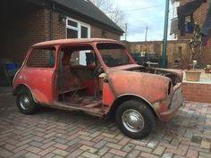eBay: Mk1 mini rolling shell #classicmini #mini