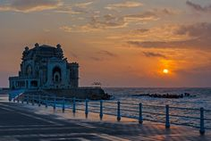 Sunrise Cazino by Marian Gorgovan on 500px