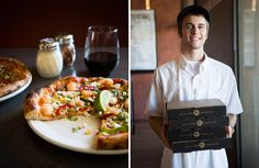Del Mar's Urban Pi, an offshoot of organic-food/salad joint Urban Plates, is all about farmy ingredients. Order the Three Meat! Pizza House, San Diego Restaurants, Food Salad, Good Pizza, Organic Recipes, Salad Recipes, The Neighbourhood, Urban, Foods