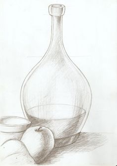 desen in creion natura statica