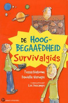 De hoogbegaafdheid survivalgids (jeugdboek)