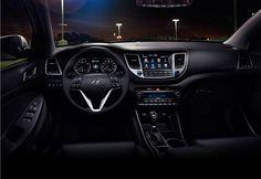 2016 Hyundai Tucson - Interior | Hyundai