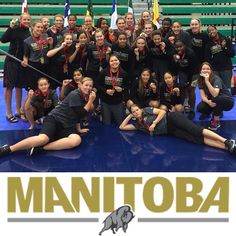 2015 Team Manitoba - National 17U Silver & 15U Bronze Medalists