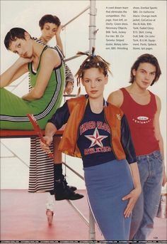 Katherine Heigl's Teenage Modeling Career Was Surprisingly Awesome