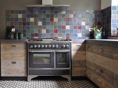 keuken steigerhout - Google zoeken