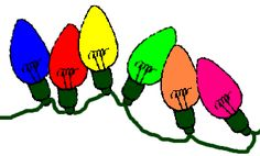 christmas lights clip art free | Use these free images for your websites, art projects, reports, and ...