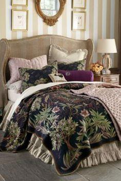Arboretum Tapestry Coverlet from Soft Surroundings