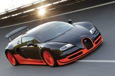 Bugatti Veyron Super Sport   UNO DE LOS  10 COCHES MAS RAPIDO DEL MUNDO  431,07 KM/H