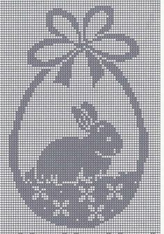 Rucni Radovi - Lilly is Love Cross Stitch Designs, Cross Stitch Patterns, Cross Stitching, Cross Stitch Embroidery, Kawaii Cross Stitch, Cross Stitch Silhouette, Easter Pillows, Easter Crochet Patterns, Cross Stitch Bookmarks