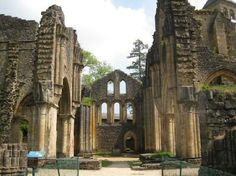 Orval Abbey, Ardennes
