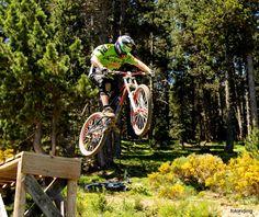 La Molina Bike Park Mt Bike, Bicycle, Bike Parking, Mtb, Mountain Biking, Street, Travel, Bike, Viajes