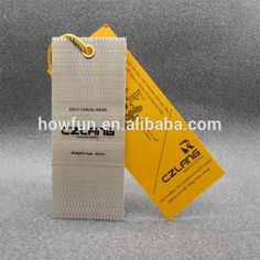 Source Transparent Plastic PVC With Paper Tags For Clothing on m.alibaba.com