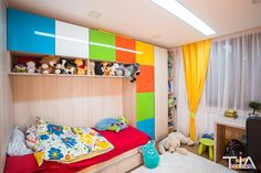 boy room Boy Room, Kids Bedroom, Toddler Bed, Curtains, Furniture, Home Decor, Child Bed, Blinds, Decoration Home