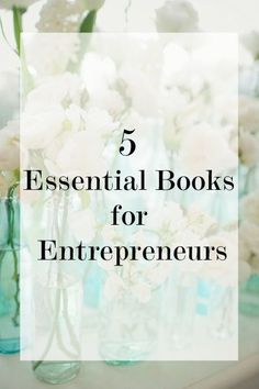 5 Key Reads for Would-be Entrepreneurs and Startupers | Levo League |  startups, starting a business, business advice WAHM Ideas #WAHM #workathom