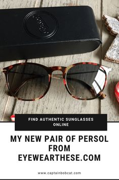 22eea4ecba6a4 A Christmas Present for Myself  A Pair of Persol Sunglasses from  EyeWearThese