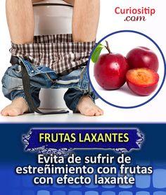 Frutas con efecto laxante RICAS y EFECTIVAS | Curiositip