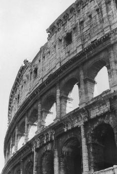 An afternoon at the Colosseum