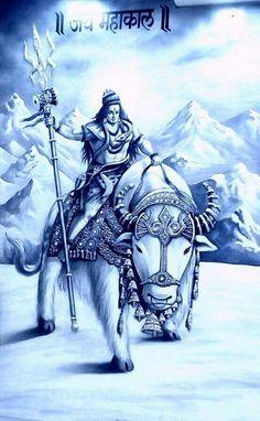 jai mahakaal tattoos – Tattoo Tips Lord Ganesha Paintings, Lord Shiva Painting, Mahakal Shiva, Shiva Statue, Lord Shiva Hd Wallpaper, Lord Vishnu Wallpapers, Angry Lord Shiva, Lord Shiva Sketch, Lord Durga