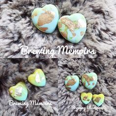 Polymer Clay Jewelry, Resin Jewelry, Touch Of Gold, Goldendoodle, Handcrafted Jewelry, Jewelery, Handmade Chain Jewelry, Jewelry, Handmade Jewelry