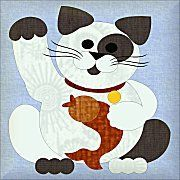 Tons of great work by a giving, artistic quilter.  She shares her applique patterns with the world..