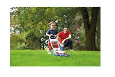 Bubble Mower New Kids Toy Lawn Garden Outdoor  Fun Play Education Free Shipping #FisherPrice