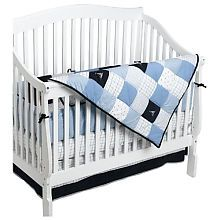 Nautica Kids William 4 Piece Crib Bedding Set. The theme for his room! Everything together in this theme looks SO good!