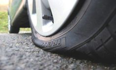 How to Avoid a Flat Tire | #CarTips