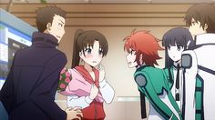 The Irregular at Magic High School Episode #07 Anime Review