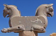 Persepolis, Iran.