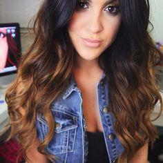 Nicole Guerriero. Perfect hair & makeup