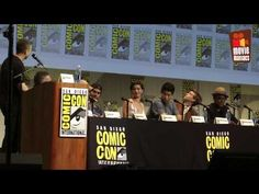 ▶ Maze Runner 2: The Scorch Trials full SDCC panel 2015 - YouTube