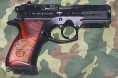 CZ 75 P-01Loading that magazine is a pain! Get your Magazine speedloader today! http://www.amazon.com/shops/raeind