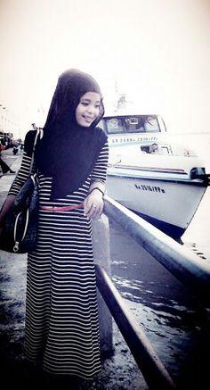 Pelabuhan Tanjung Harapan Selat Panjang in Kab.Meranti, Riau