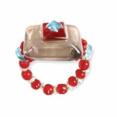 Orna Lalo Gray Treasure Ring Orna Lalo. $12.00. Save 65% Off!