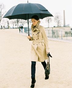 Rainy-Day Fashion Guaranteed To Brighten Your Mood | The Zoe Report