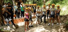 If you're on a super short trip and looking for exciting activities, 'Zipline Adventure' can be a good choice. 'Zipline Adventure' is one of the most exciting and thrilling activities in Phuket. A haul of about 400 m Zip-line taking about 2.30 hours will be an unforgettable adventure in Phuket. Would you like to be a modern-day Tarzan? Zipline Adventure, 400 M, Short Trip, Hanuman, Tarzan, Phuket, Activities, Play, Friends