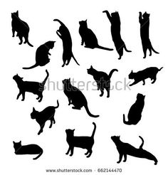 cat clip art cat sketches cat drawings graphics  cat