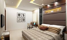 #BedRoomDesign Nice BedRoom Elevation Design If You Need Any Related Services Please Contact : 91-040-64544555 917995113333 Email: info@wallsasia.com www.wallsasia.com - Architecture and Home Decor - Bedroom - Bathroom - Kitchen And Living Room Interior Design Decorating Ideas - #architecture #design #interiordesign #diy #homedesign #architect #architectural #homedecor #realestate #contemporaryart #inspiration #creative #decor #decoration