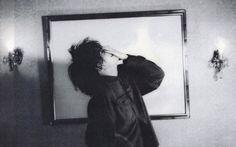 Robert Smith, October 1984 in Japan