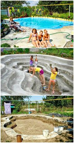 12 Low Budget DIY Swimming Pool Tutorials 2019 12 Low Budget DIY Swimming Pool Tutorials DIY & Crafts The post 12 Low Budget DIY Swimming Pool Tutorials 2019 appeared first on Backyard Diy. Diy Swimming Pool, Natural Swimming Pools, Diy Pool, Desert Backyard, Backyard For Kids, Backyard Ideas, Outdoor Patio Ideas On A Budget Diy, Piscine Diy, Pool Remodel