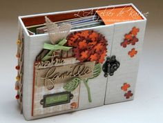 Mini Album et son coffret - Pure Lorelaïl Design 1                                                                                                                                                                                 Plus