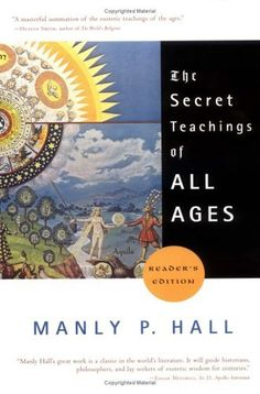 """""""Secret Teachings of All Ages"""" by Manly P. Hall & 9 other esoteric bestsellers"""