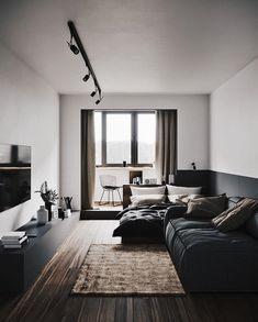 Interior Design Games, Interior Design Examples, Interior Design Inspiration, Design Ideas, Interior Ideas, Design Loft, Home Room Design, Interior Design Living Room, Studio Interior