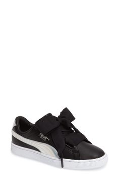 PUMA Basket Heart Sneaker available at #Nordstrom