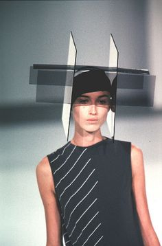 Hussein Chalayan - Spring/Summer 1999 by victorismaelsoto, via Flickr